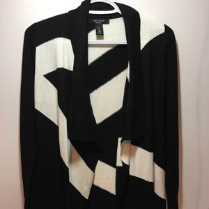 White House Black market women's cardigan sweater